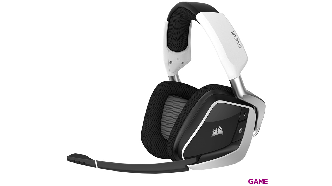 CORSAIR Void Pro RGB Wireless Dolby 7.1 Blanco PC