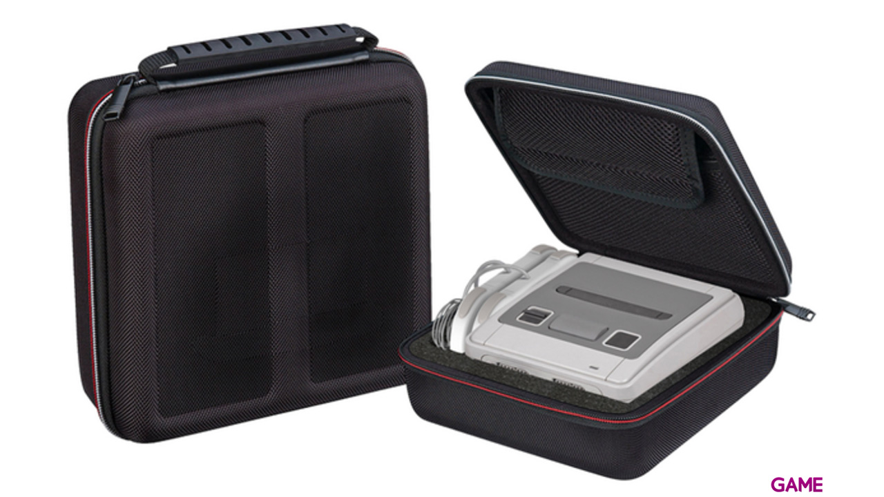 Bolsa de Transporte Armor Case Nintendo Classic Mini SNES Subsonic