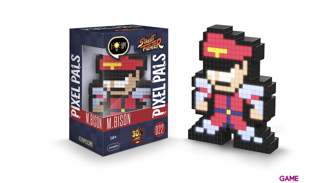Figura Pixel Pals: Street Fighter Bison