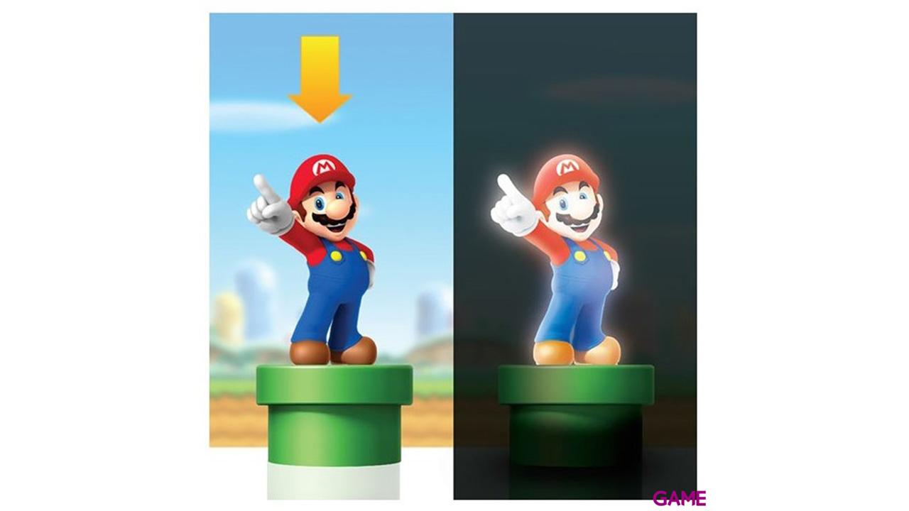 Lámpara Super Mario Tubería