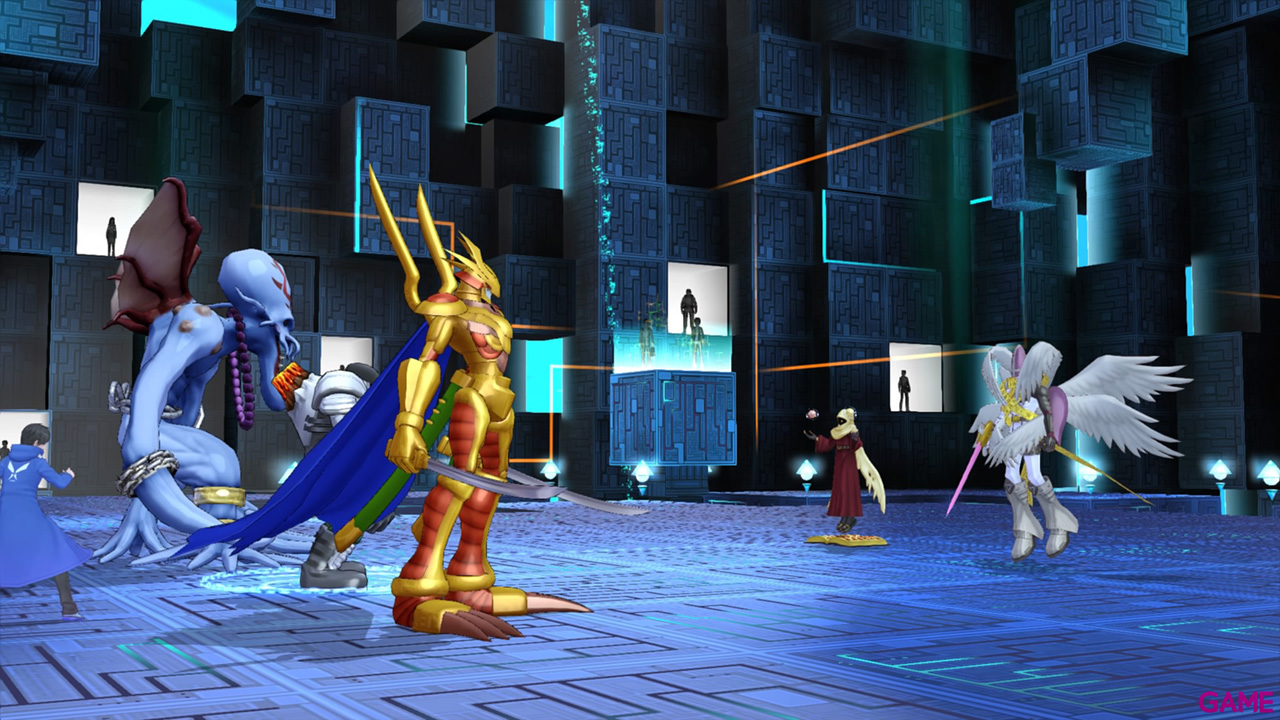 Digimon Cybersleuth Hacker`s Memory