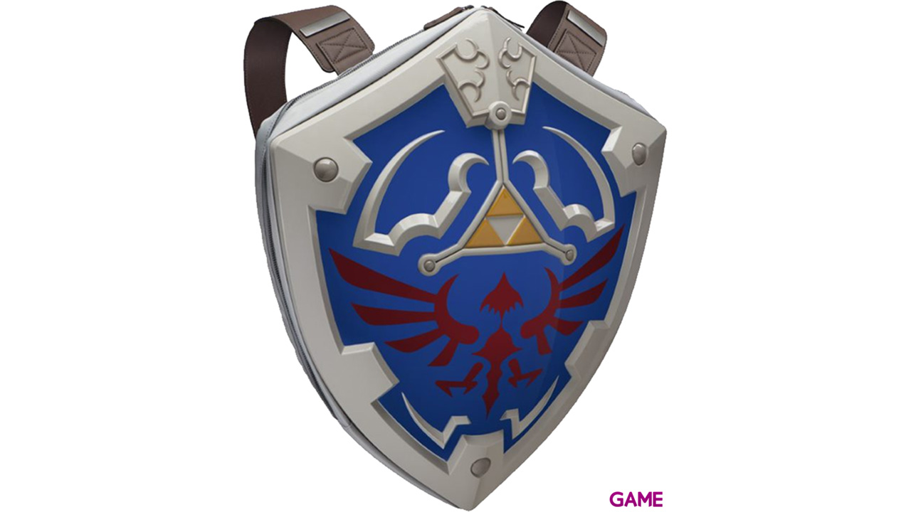 The Legend of Zelda: Mochila Escudo Hyliano