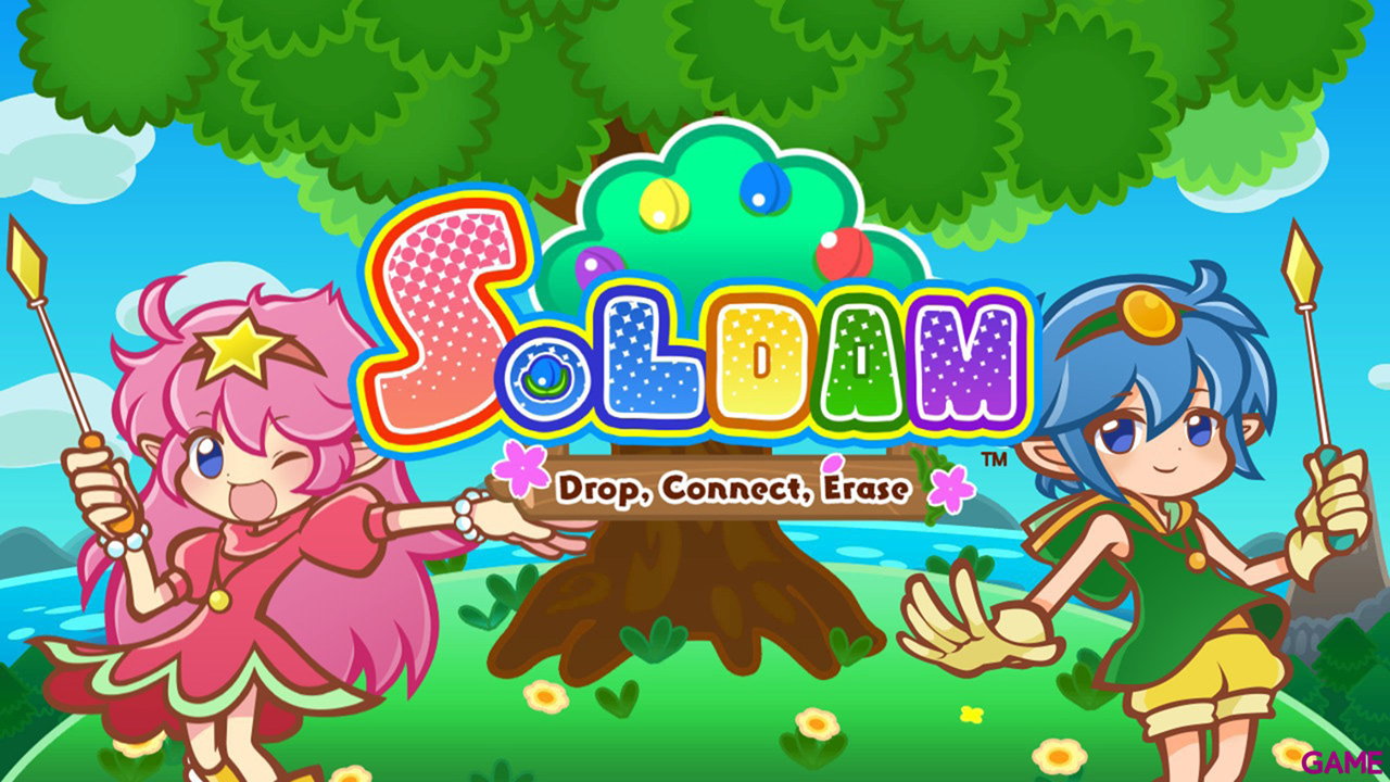 Soldam Drop Connect Erase