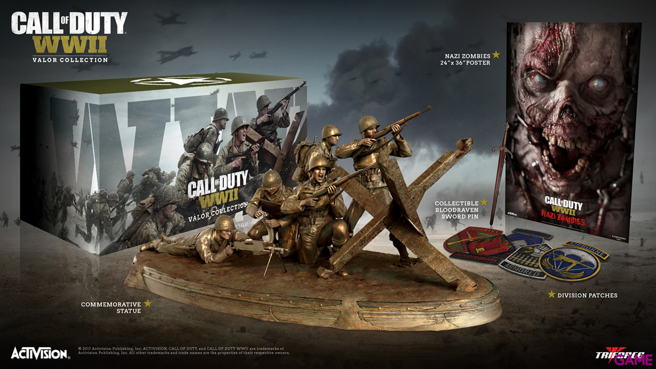 Call of Duty WWII: Valor Collection