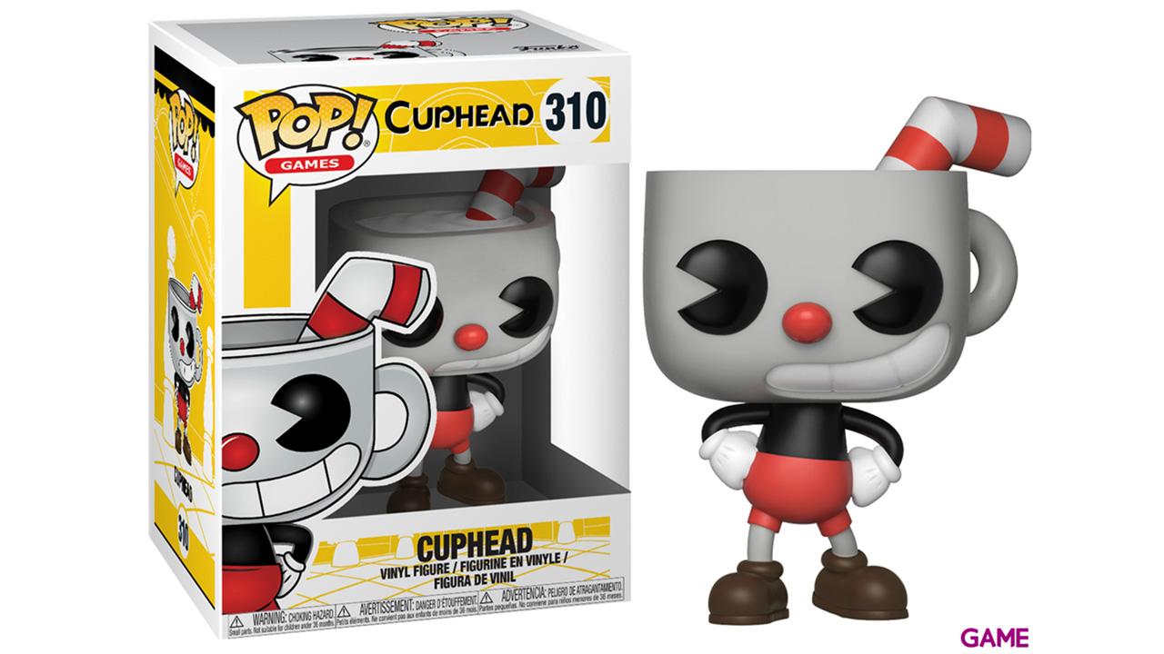 Figura Pop Cuphead: Cuphead