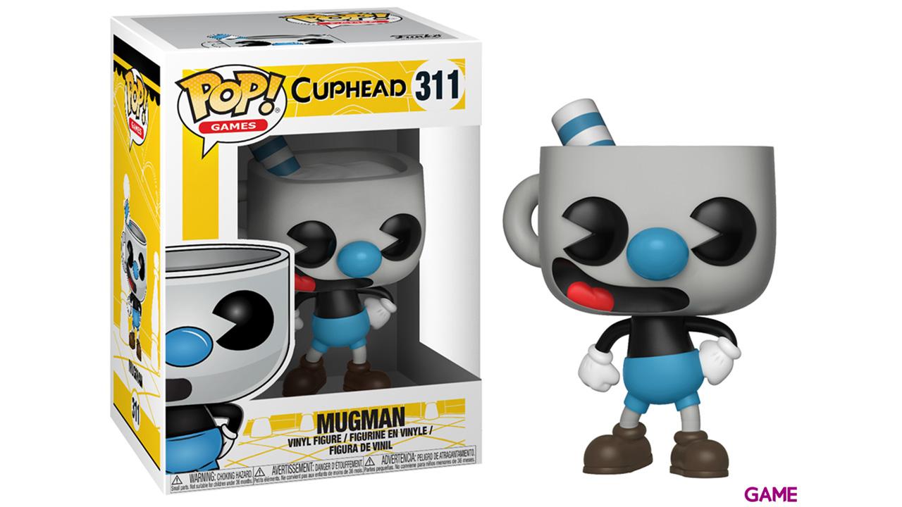 Figura Pop Cuphead: Mugman
