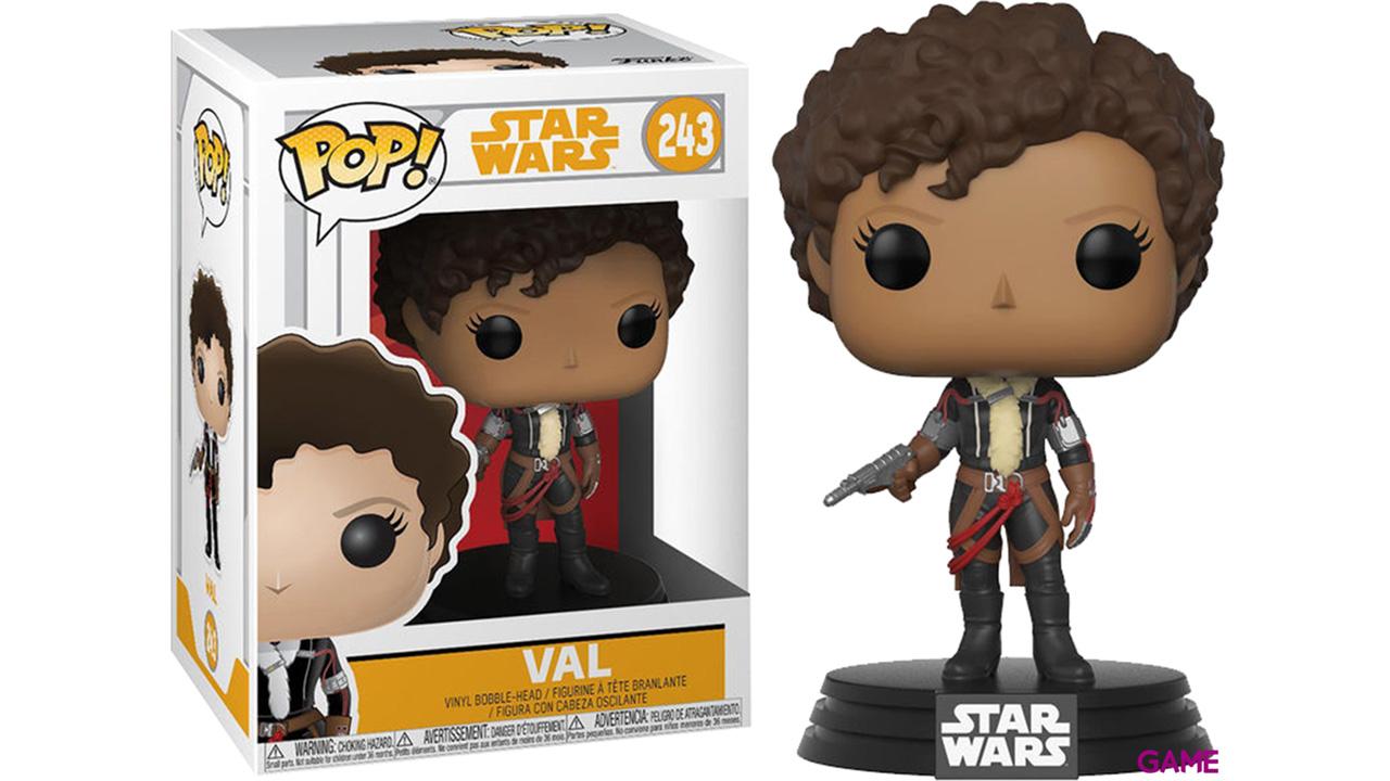 Figura Pop Star Wars Han Solo: Val