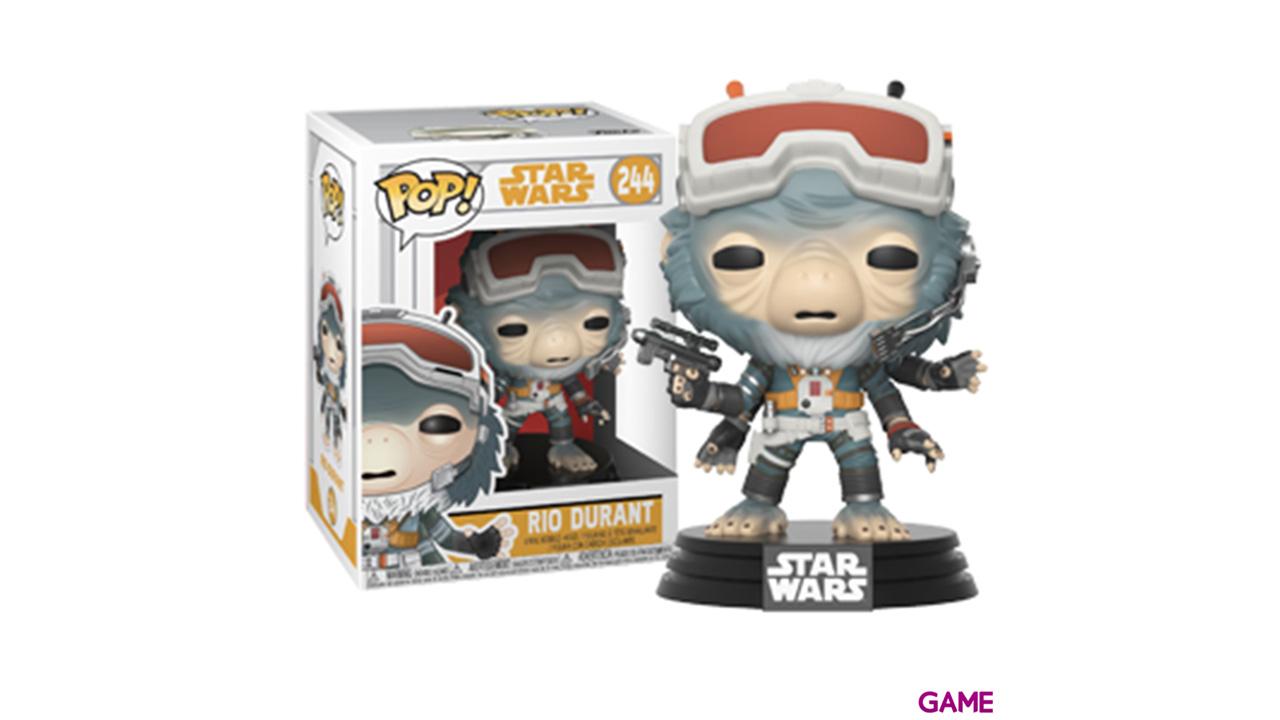 Figura Pop Star Wars Han Solo: Rio Durant