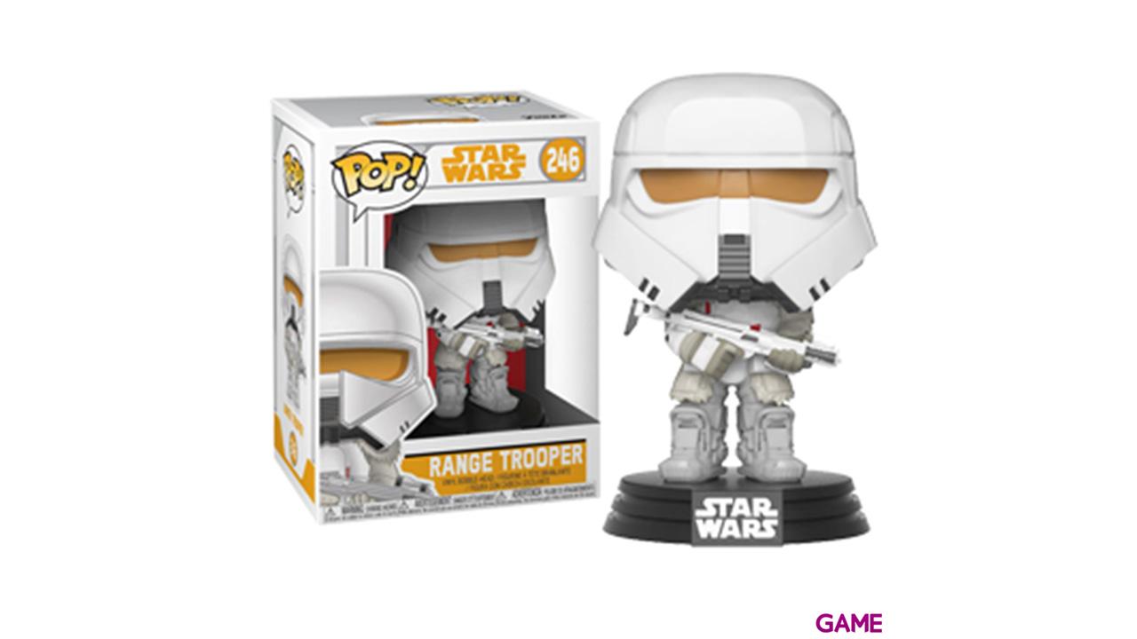 Figura Pop Star Wars Han Solo: Range Trooper