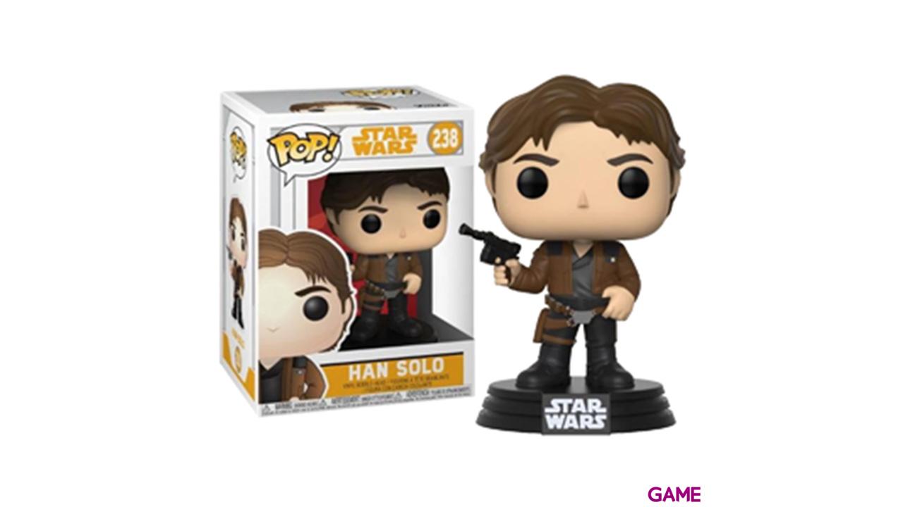 Figura Pop Star Wars Han Solo: Han Solo