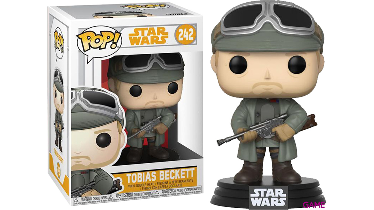 Figura Pop Star Wars Han Solo: Tobias Beckett
