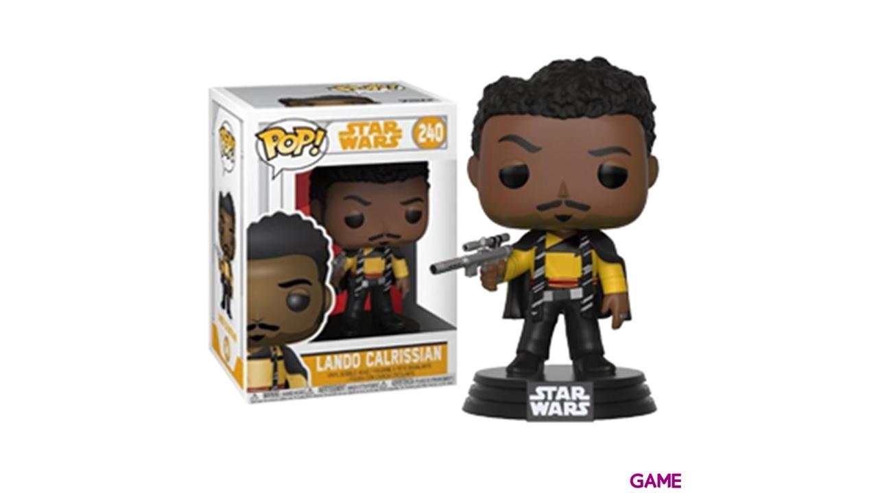 Figura Pop Star Wars Han Solo: Lando Calrissian