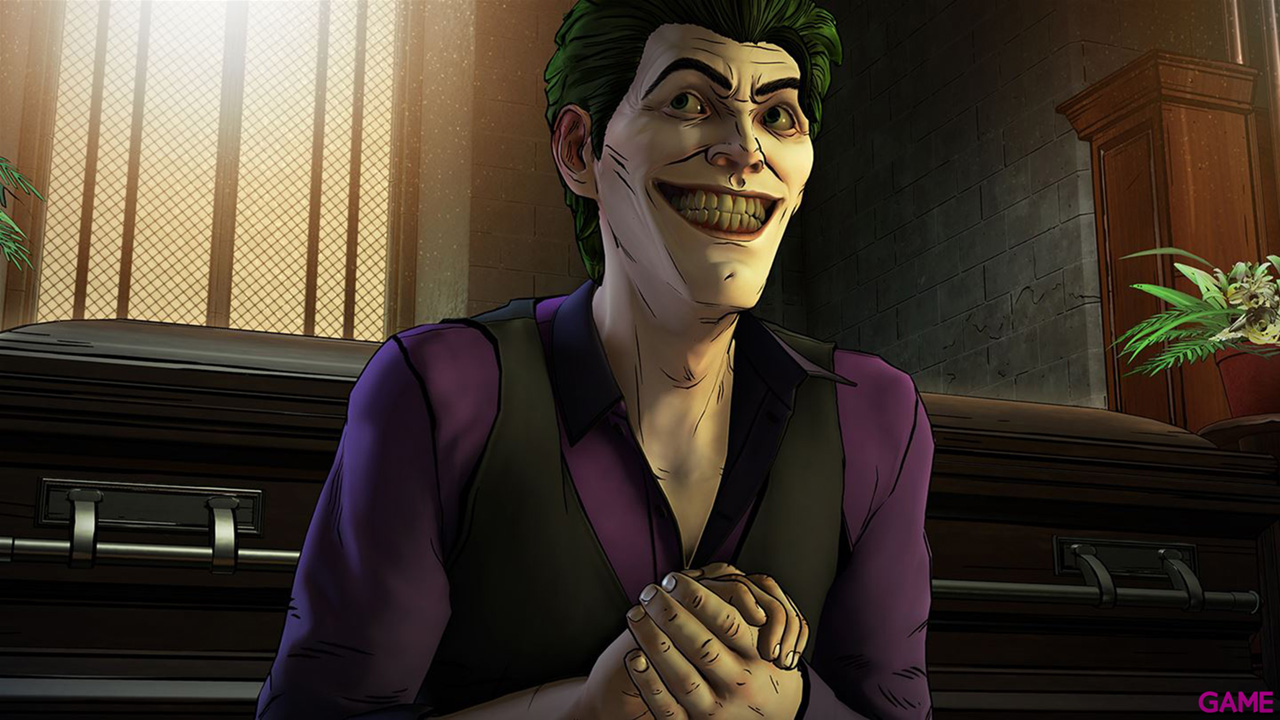 Batman: El Enemigo Dentro The Telltale Series