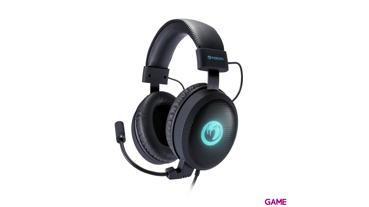 NACON GH-300SR 7.1 USB PC-PS4 - Auriculares Gaming