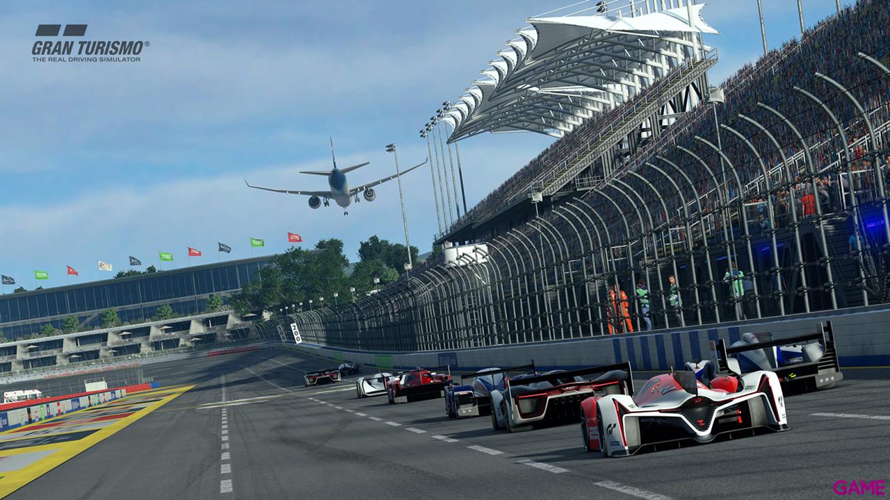 Playstation 4 Slim 1Tb + Gran Turismo Sport