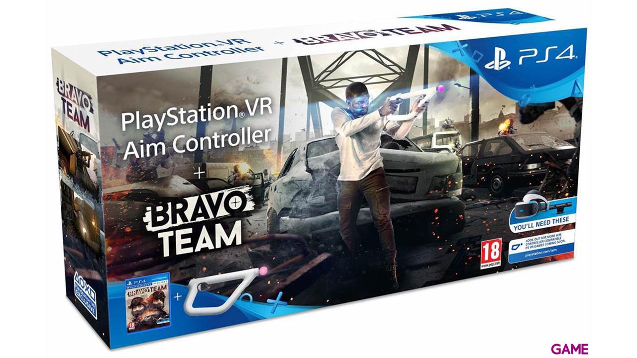 Bravo Team + Aim Controller