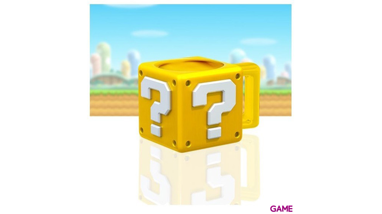 Taza Nintendo: Question Block