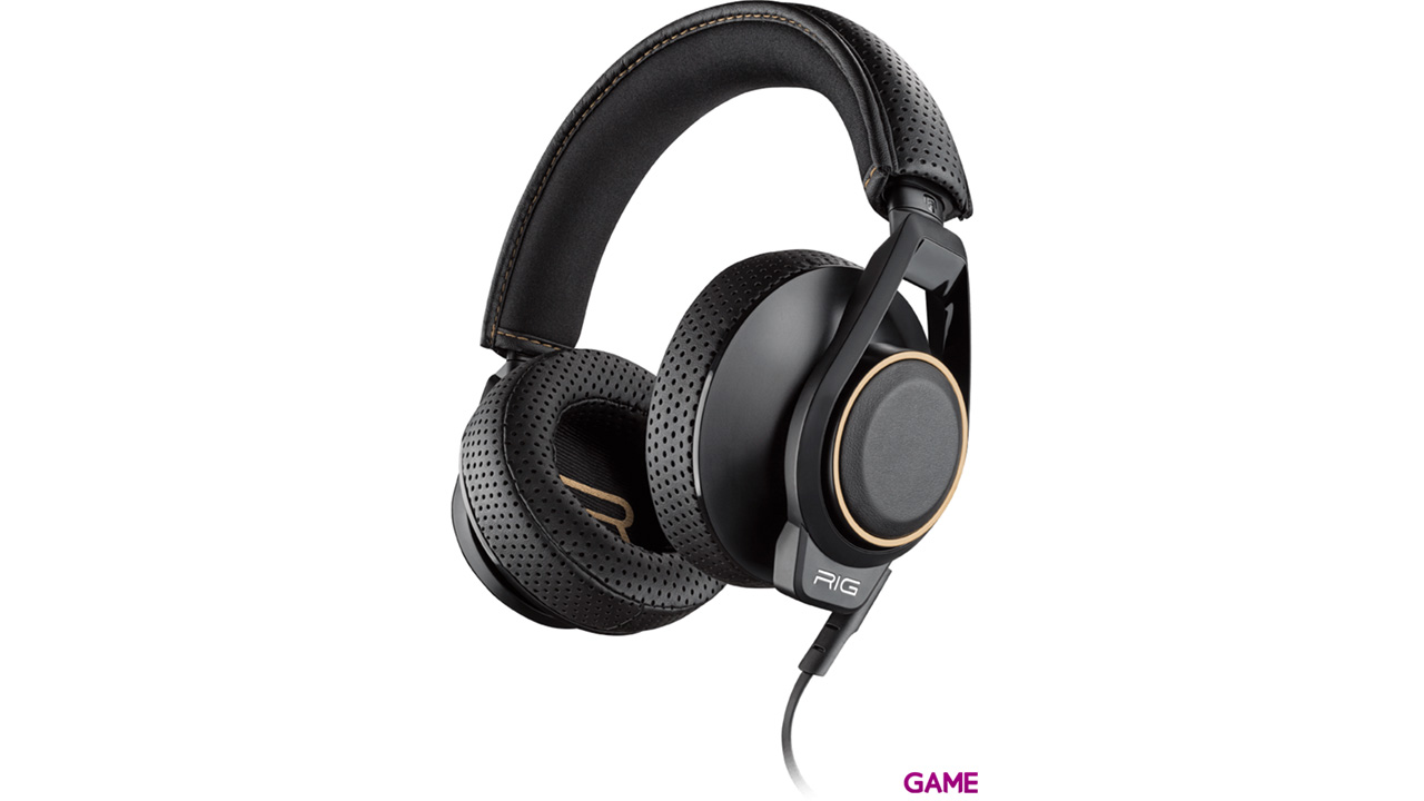 Auriculares Plantronics Rig 600 Atmos PS4-XONE-TEL - Auriculares Gaming