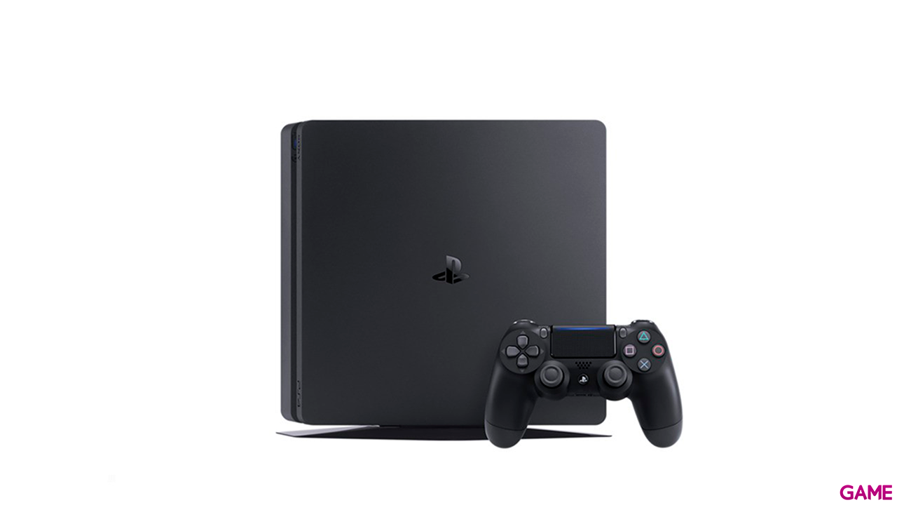 Playstation 4 Slim 1Tb + COD WW II + Has Sido Tú!