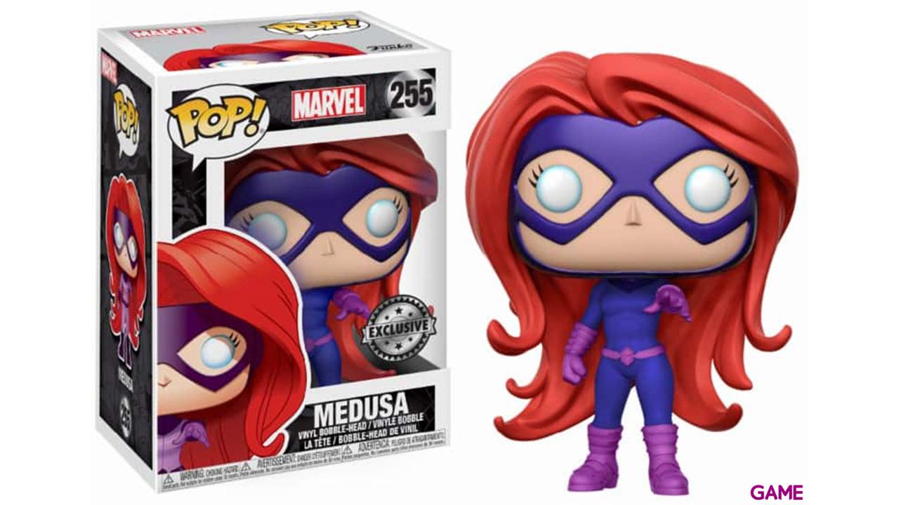 Figura Pop Marvel: Medusa