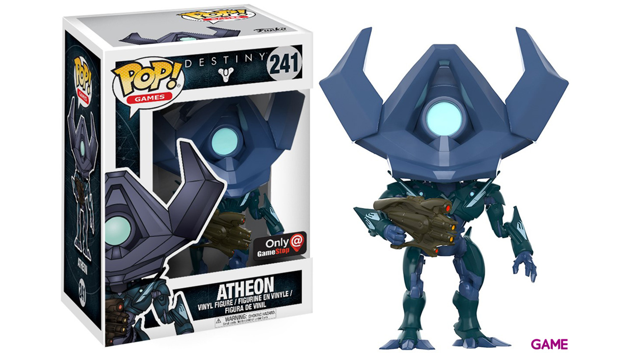 Figura Pop Destiny: Atheon