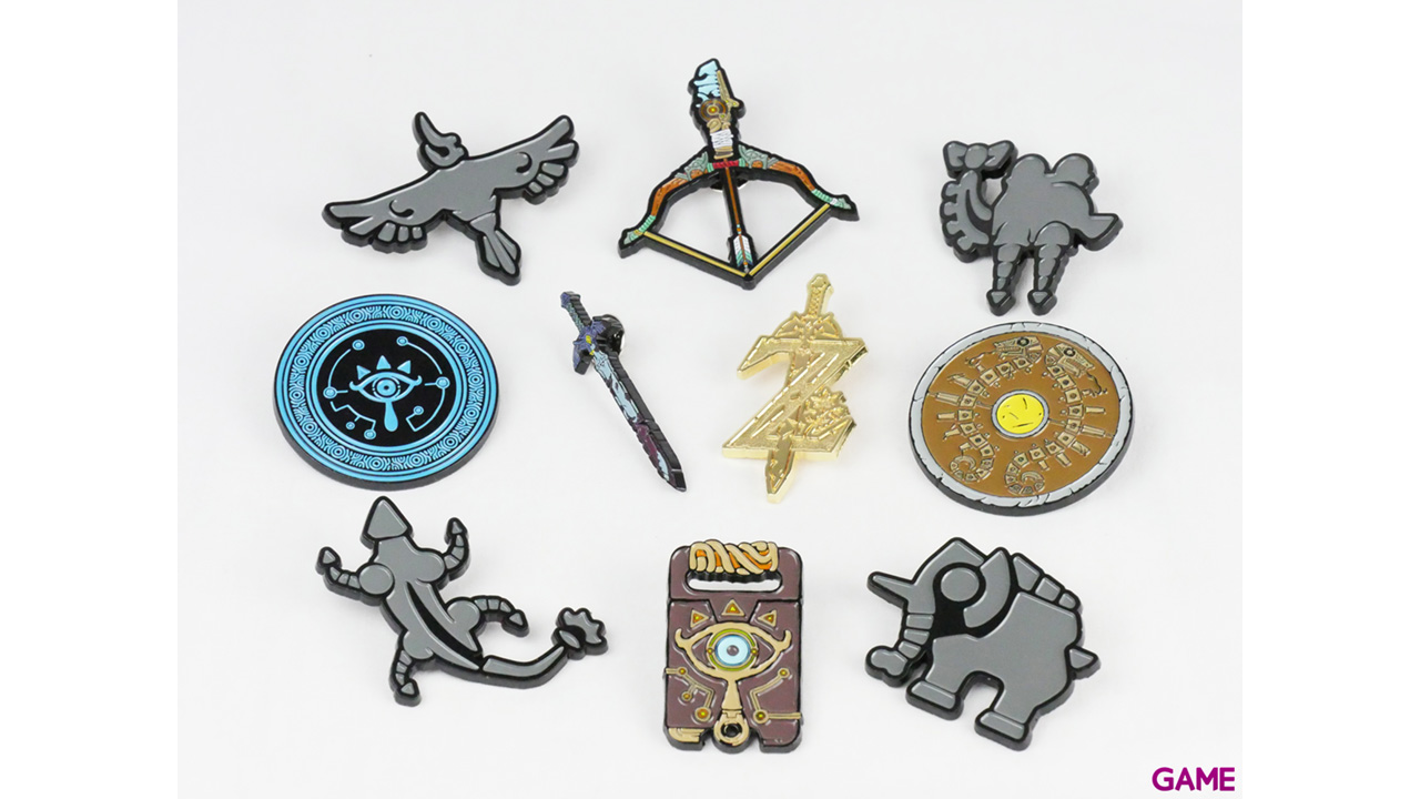 Pin Zelda: Breath of the Wild Coleccionista (Surtido)