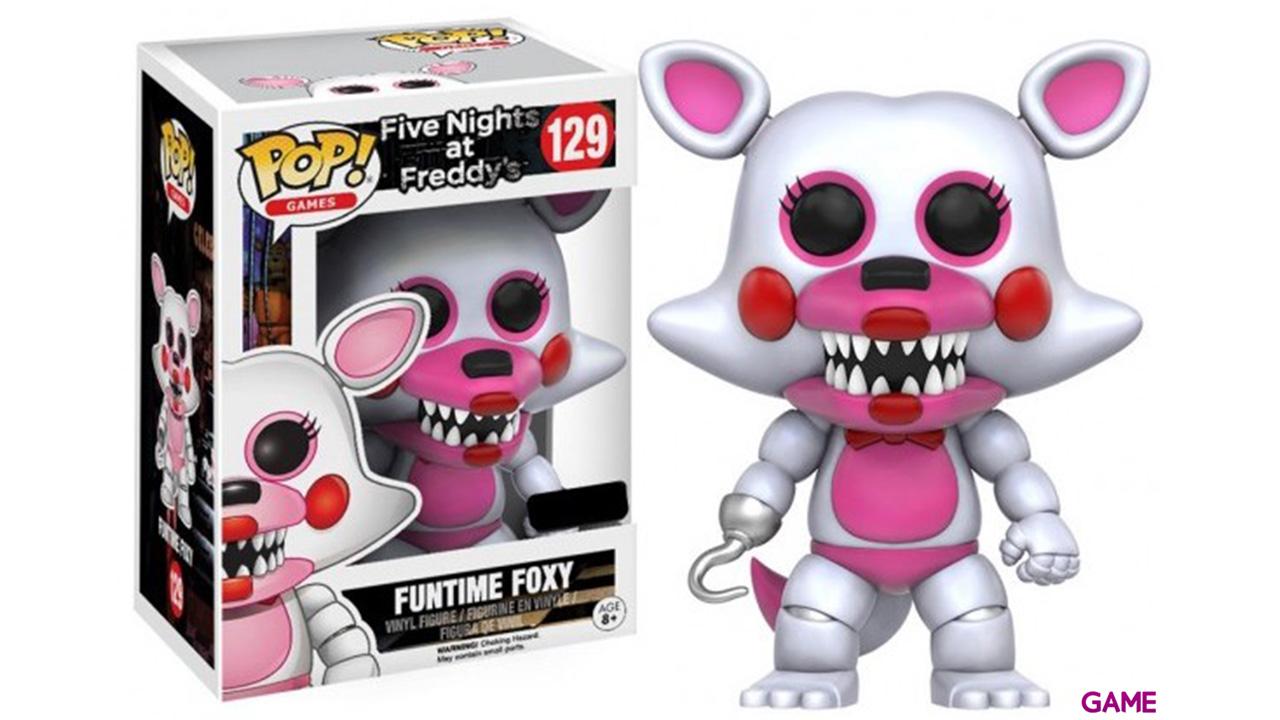 Figura Pop FNAF: Funtime Foxy