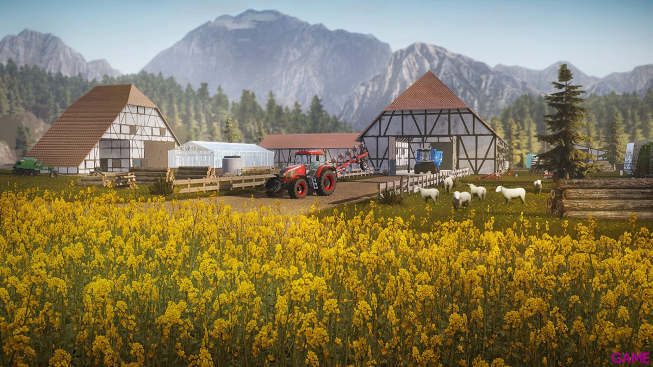 Pure Farming 2018 Day One