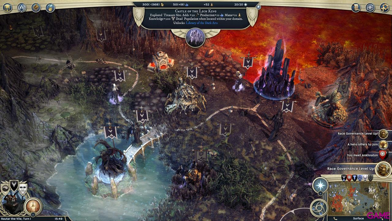 Age of Wonders III Eternal Lords Expansion