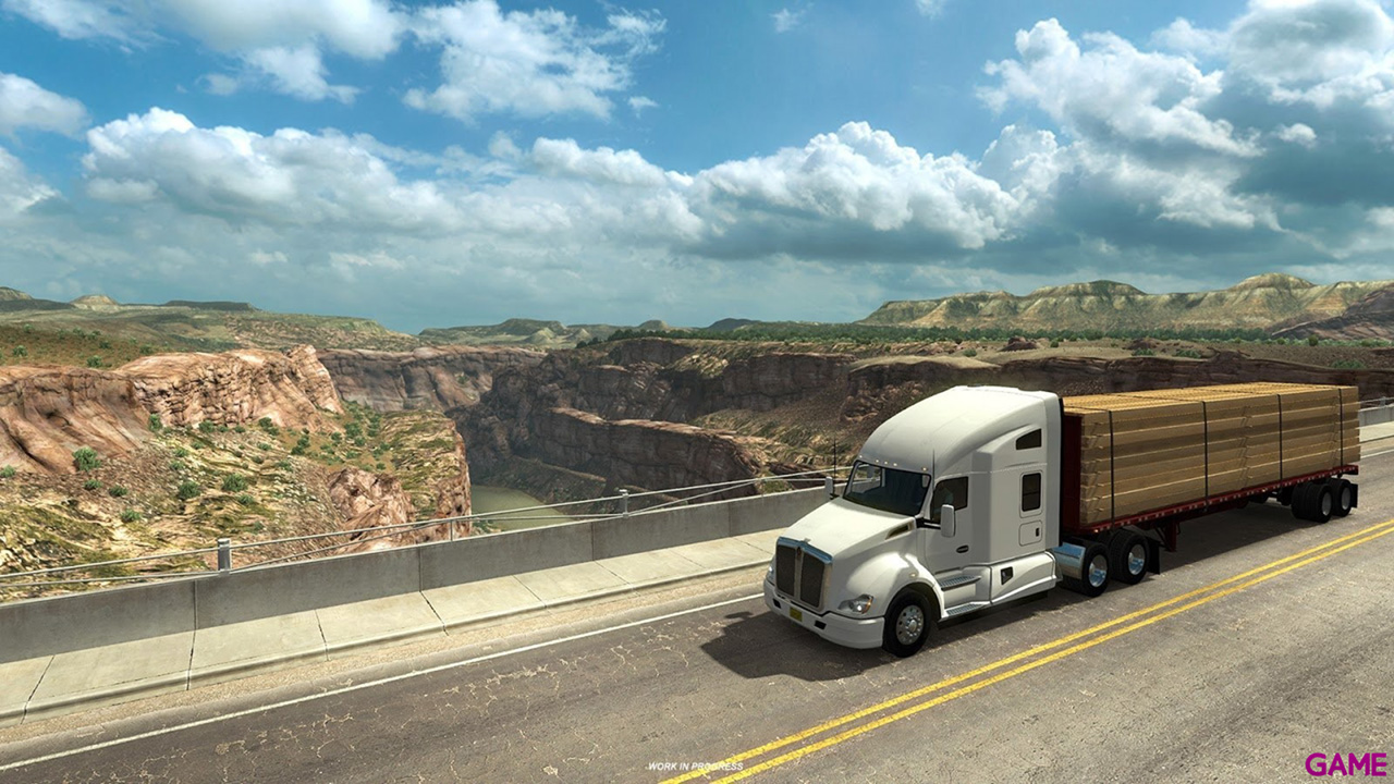 American Truck Simulator GOLD EDITION