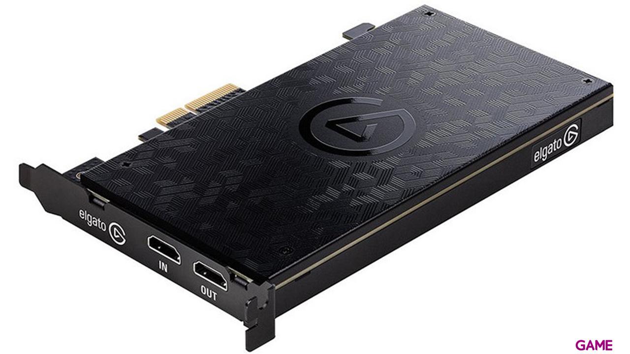 Elgato Game Capture 4K60 Pro PCIe x4 2160p-60fps