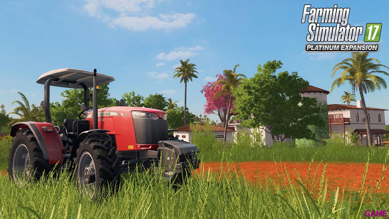 Farming Simulator 17 Platinum Expansion MAC Version