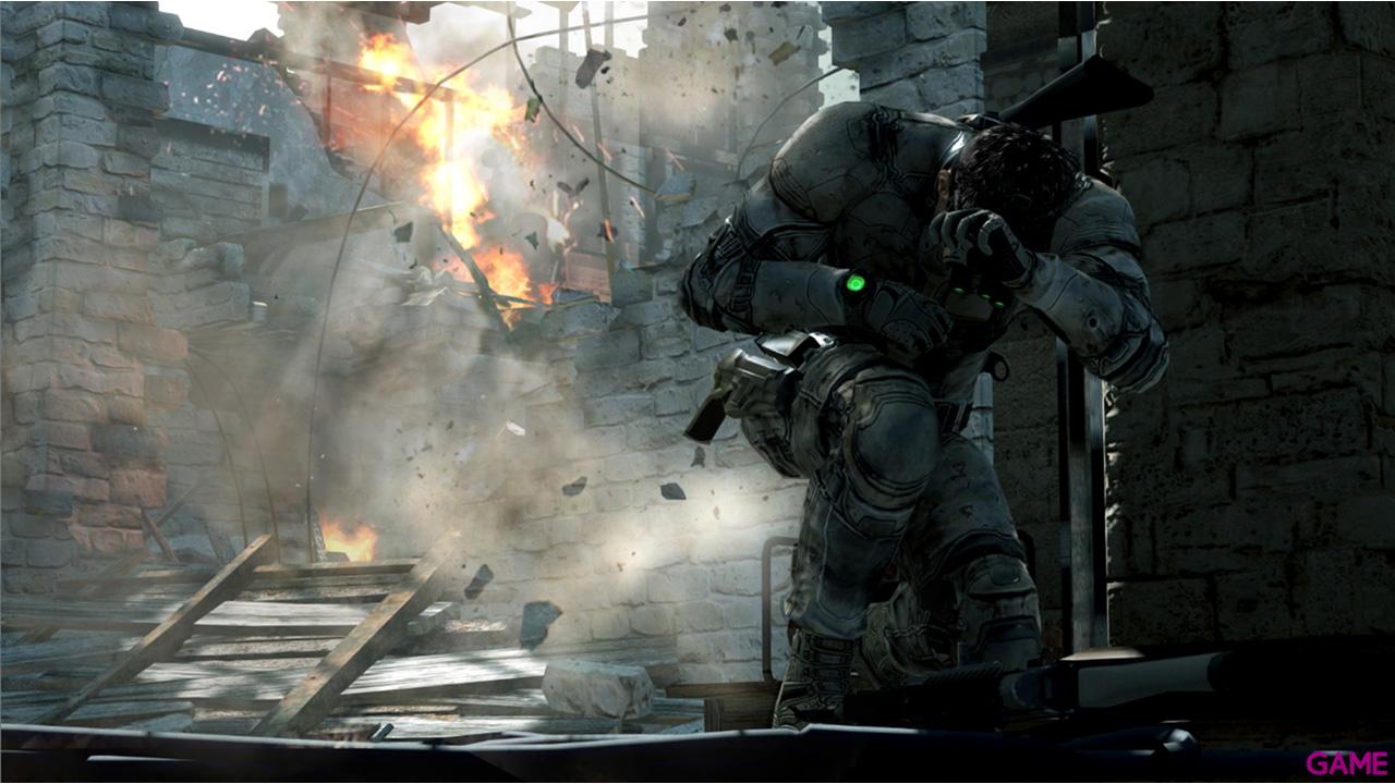 Tom Clancy's Splinter Cell Blacklist DLC 1 - High Power Pack