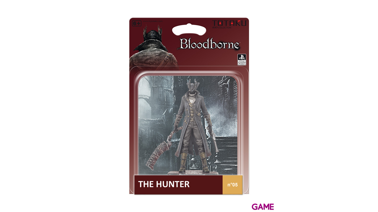 Figura Totaku Bloodborne: The Hunter