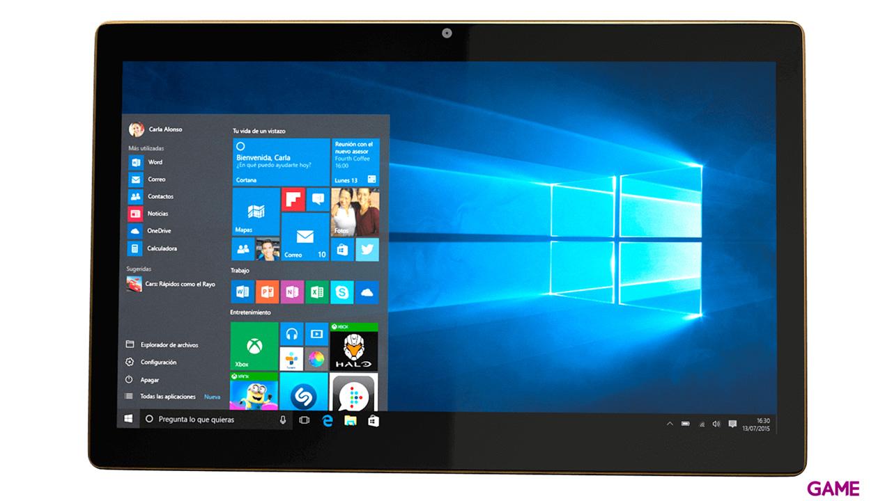 Primux iox 1701H - All-in-one - Intel N3350 - 4GB - 32GB - 17.3'' - W10