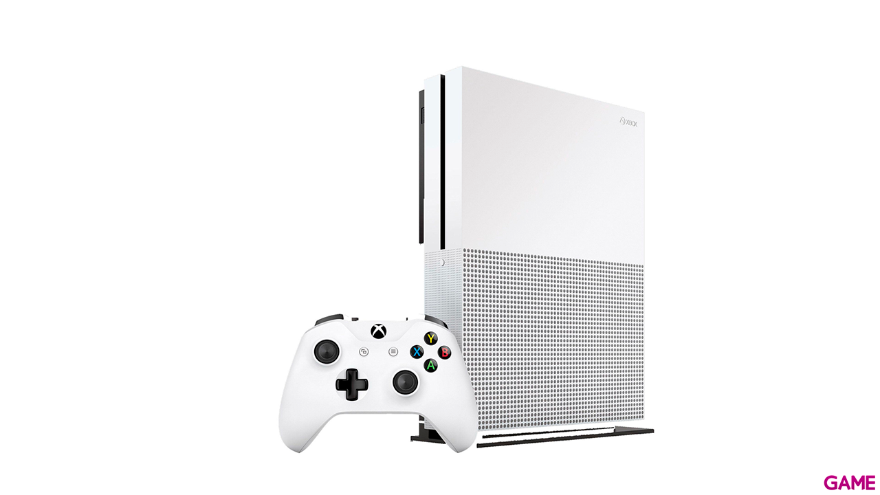 Xbox One S 1TB + Sea Of Thieves