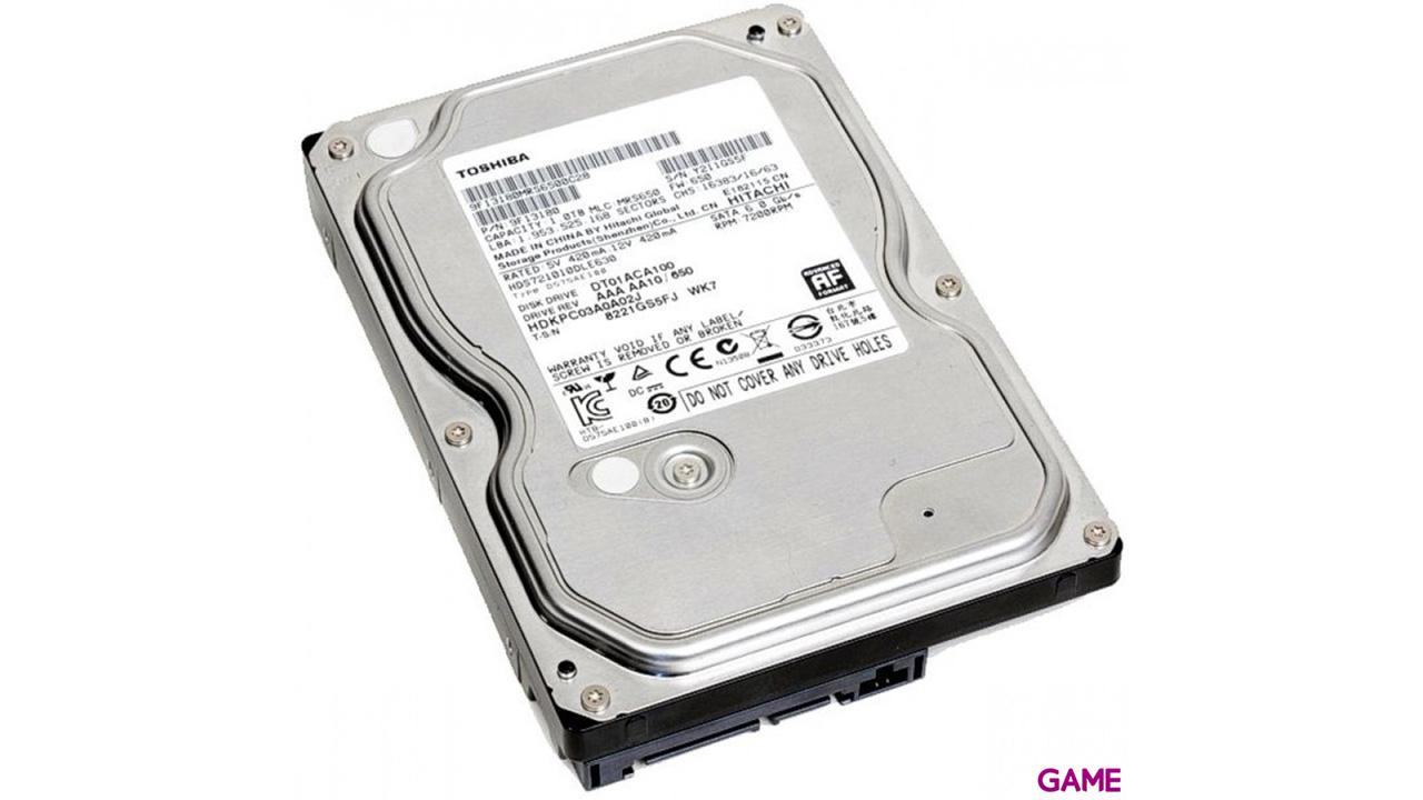 Toshiba 1TB 3.5 7200RPM