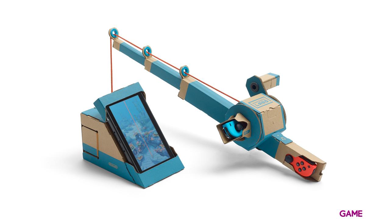 Nintendo Labo: Toy-Con Kit variado