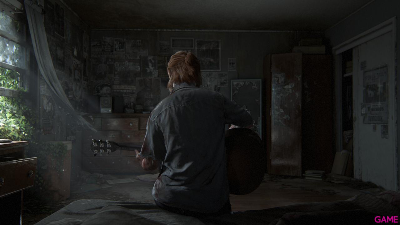 The Last of Us Parte II Standard+
