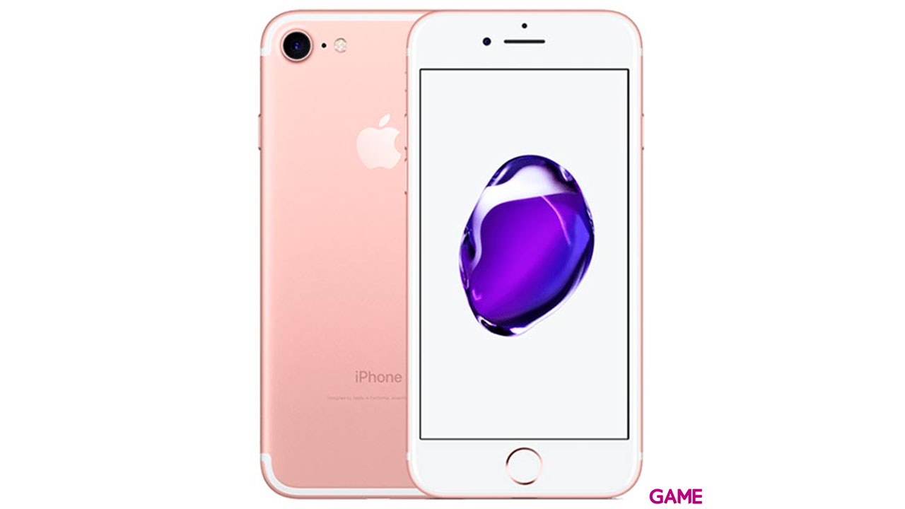 iPhone 7 128Gb Oro Rosa - Libre