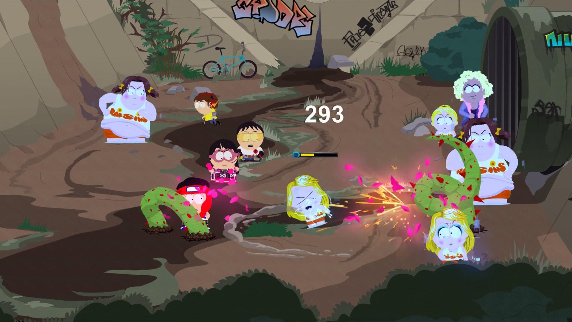 South Park: The Fractured But Whole - DLC 1 Danger Deck
