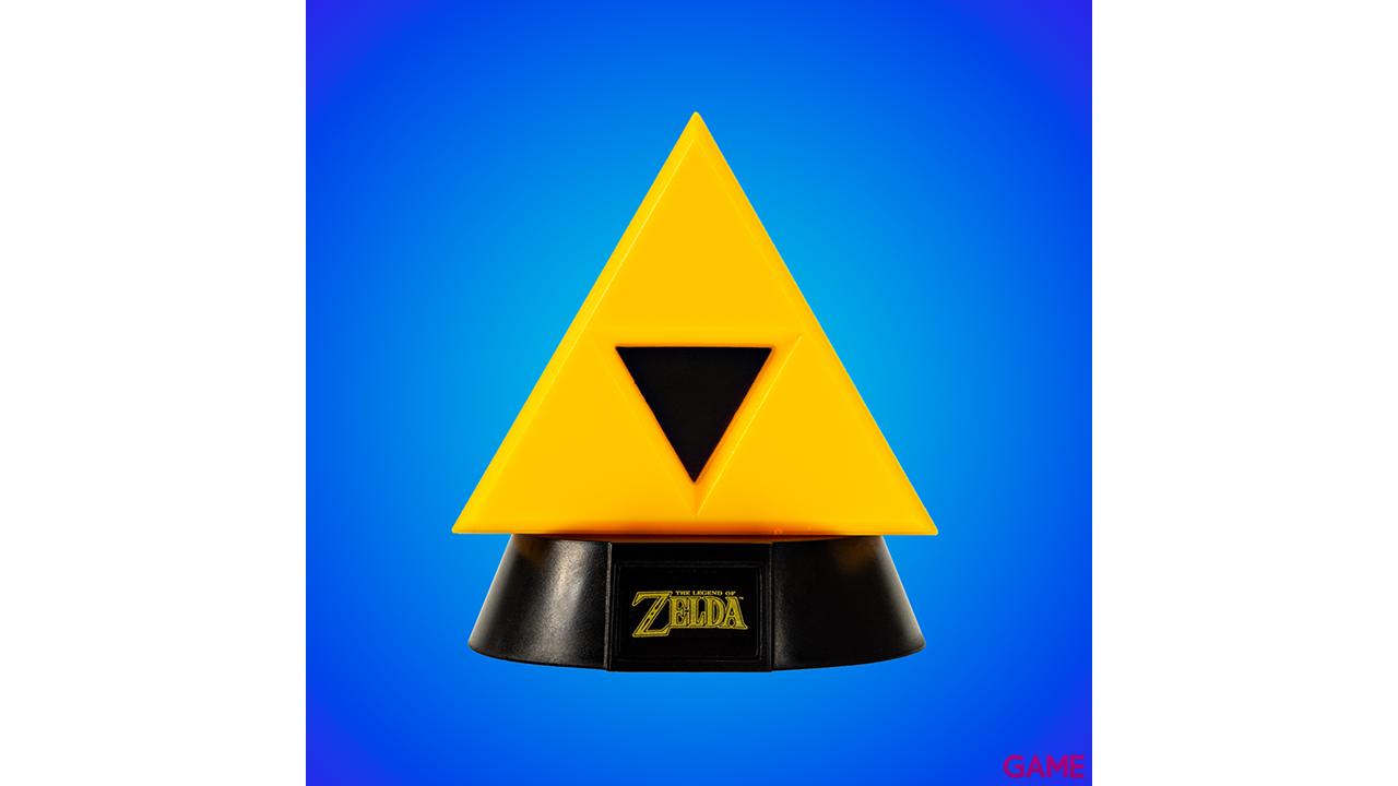Lámpara The Legend of Zelda: Trifuerza