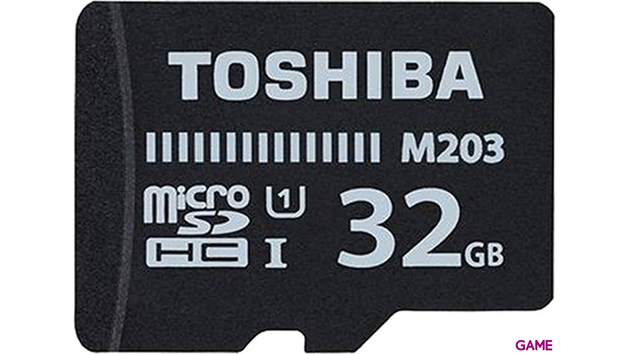 Memoria Toshiba 32Gb microSDHC UHS-I C10 R100