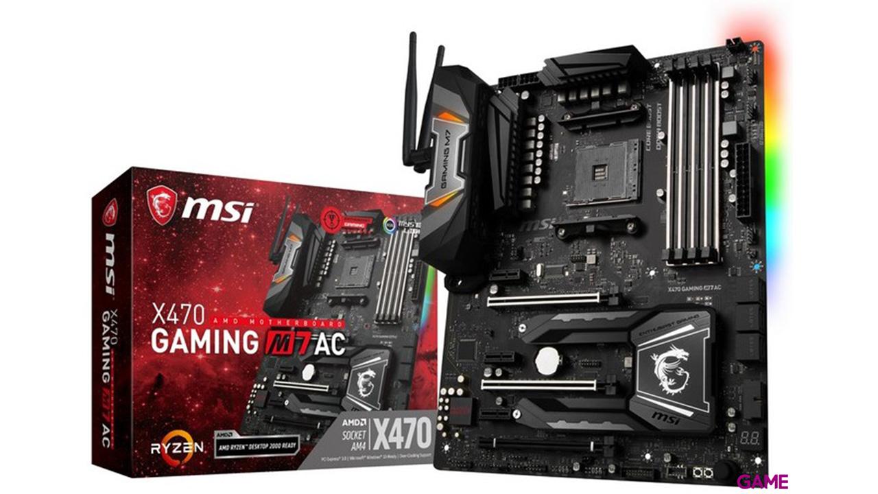 MSI X470 Gaming M7 AC AM4