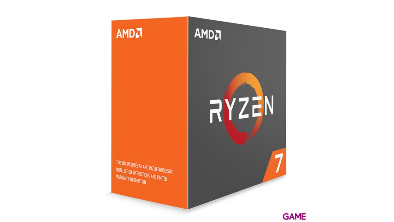 AMD Ryzen 7 2700 3.2Ghz 8-Core AM4