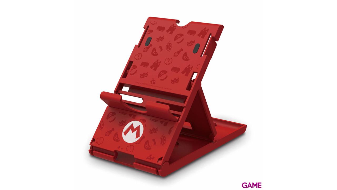 Playstand Hori Mario para Nintendo Switch -Licencia oficial-