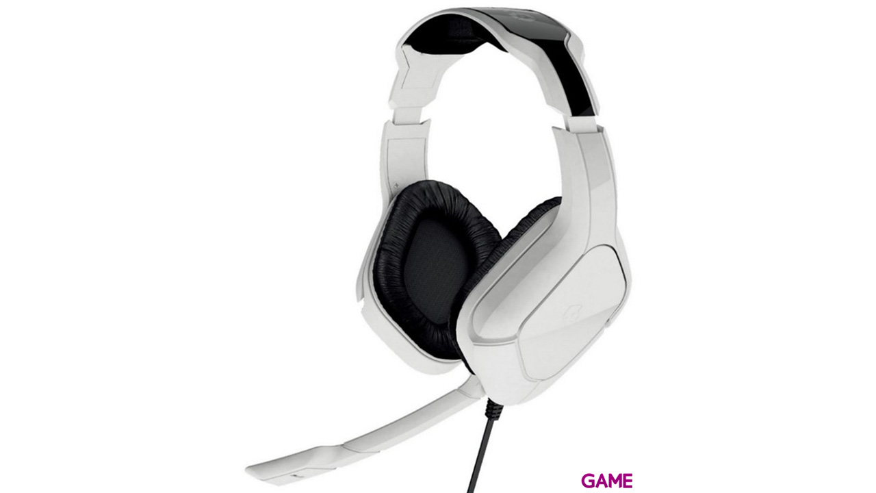 Auriculares Gioteck HC2 Blancos PS4-XONE-PC