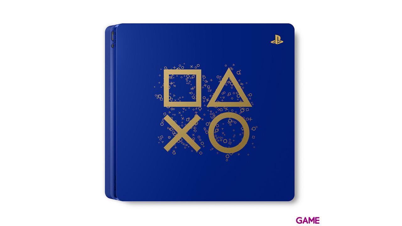 Playstation 4 Slim 500GB + 2º Dual shock 4 Days of Play