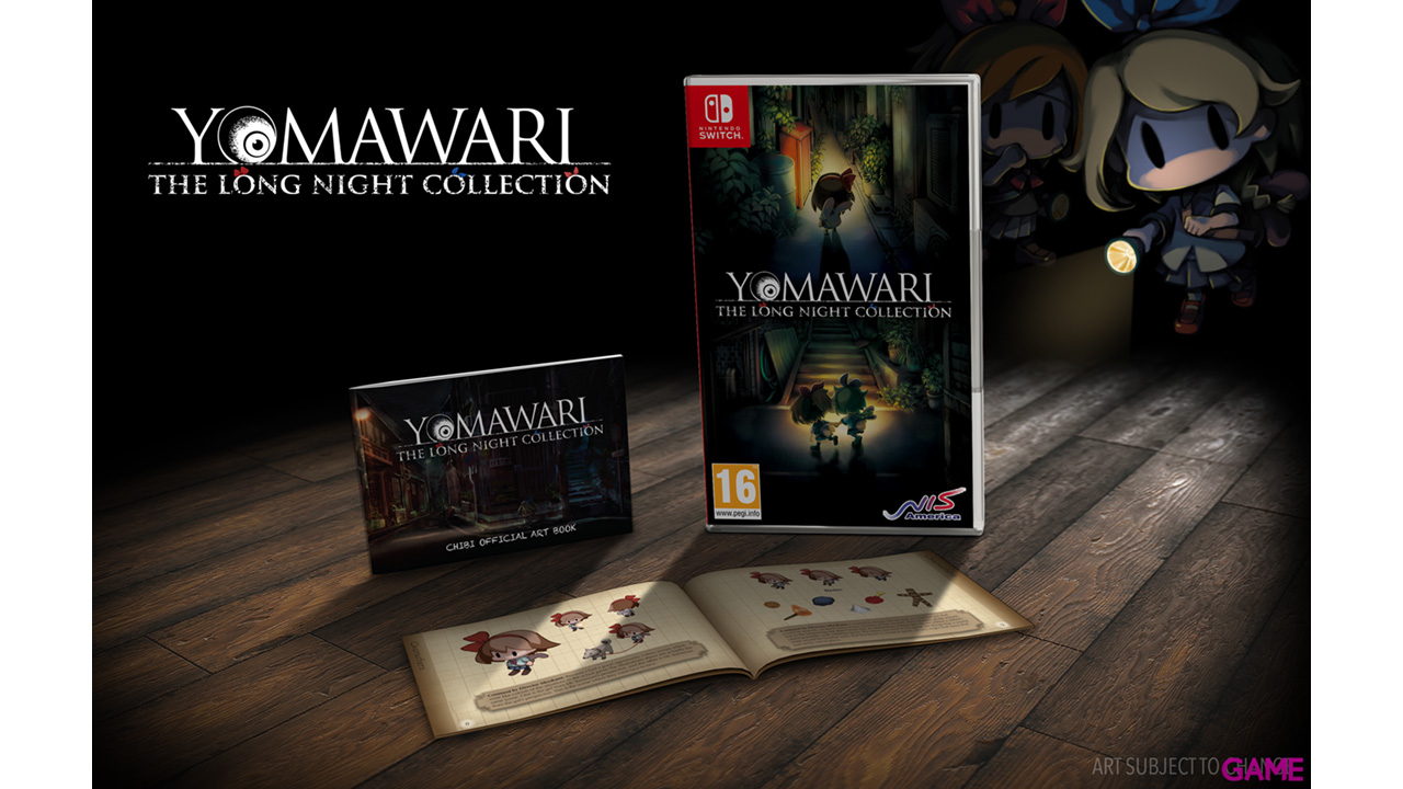 Yomawari The Long Night Collection
