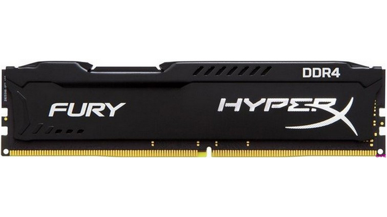 Kingston HyperXFury Negro DDR4 8GB 2666Mhz CL16